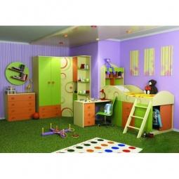Купить Гарнитур для детской 'Любимый Дом' Фруттис