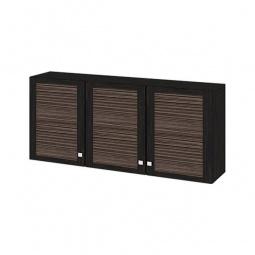 Купить Антресоль 'Мебель Трия' Фиджи Аб(06)_21(3) венге цаво/каналы дуба