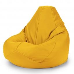 """Купить Кресло мешок """"Mira Yellow"""" L"""