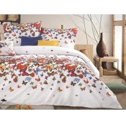 фото Постельное белье Сатин 1,5 спальный С163-1 Valtery