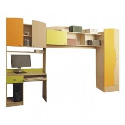 Купить Стенка для детской 'Олимп-мебель' Тони-2 4230227