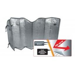 Купить Шторка солнцезащитная (на лобовое стекло) AVS-107F 130x60cm