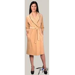 Купить Велюровый халат  арт. 5-255