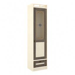 Купить Шкаф комбинированный 'Любимый Дом' Калипсо 509.020 штрихлак/сонома эйч темная