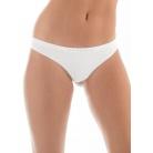 Купить Трусы женские String Comfort Cotton белые  TH00270