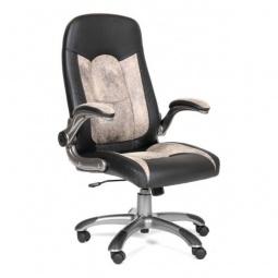 Купить Кресло для руководителя 'Chairman' Chairman 439 бежевый, черный/серый, черный