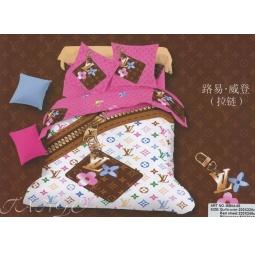фото Постельное белье сатин 1,5 спальное bb01-85 Tango