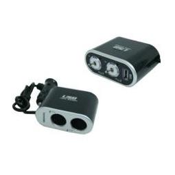 Купить Разветвитель прикуривателя + USB