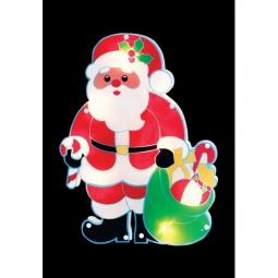 Купить Дед Мороз световой 'Feron' (35 см) Санта 26917