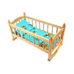 Купить Кроватка-люлька деревянная