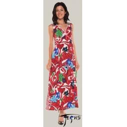 Купить Платье из трикотажа 6-28