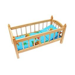 Купить Кроватка деревянная большая