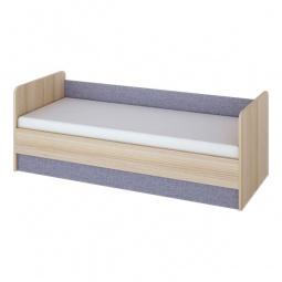 Купить Кровать 'Мебель Трия' Индиго ПМ-145.02 ясень коимбра/навигатор
