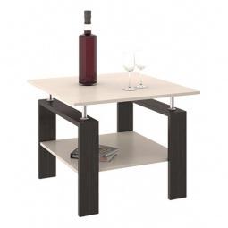 Купить Стол журнальный 'Мебель Трия' Тип 2 венге цаво/дуб молочный
