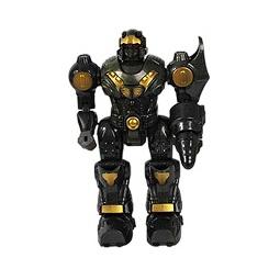 Купить Робот черный (со светом)