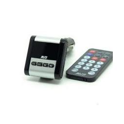 Купить USB MP3 плеер FM трансмиттер с дисплеем и пультом AVS F771