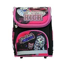 Купить Рюкзак для девочки MONSTER HIGH черно-розовый