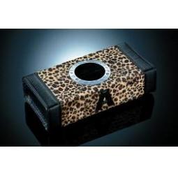 Купить Кейс для салфеток серия СHARM леопард