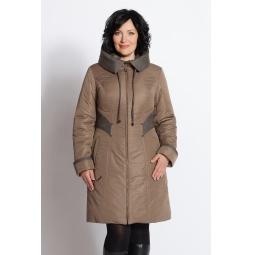 """Купить Пальто """"Салли"""" - светло-коричневый"""