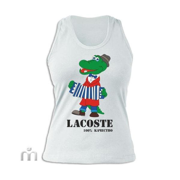 Купить Женская безрукавка «Lacoste»