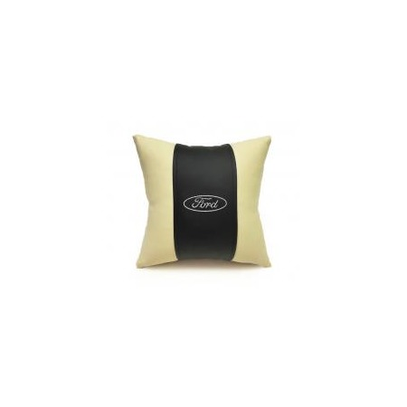 Купить Автомобильная подушка из эко-кожи FORD