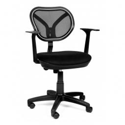 Купить Кресло компьютерное 'Chairman' Chairman 450 черный/черный