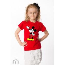Купить Детская футболка «Микки Маус (1)»