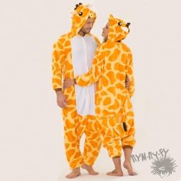 "Купить Пижама-комбинезон ""Жираф"""