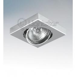 фото Встраиваемый светильник Lightstar Mattoni 006244 Lightstar
