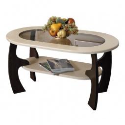 Купить 'Олимп-мебель' Стол журнальный Маджеста-2 1258527 венге/клен азия
