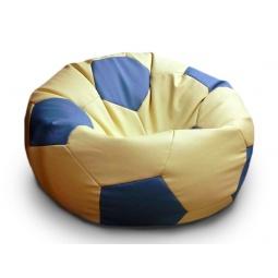 """Купить Кресло мяч """"Beige/Blue"""""""