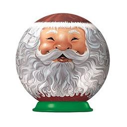 Купить Новогодний шарик ДЕД МОРОЗ, 54 детали