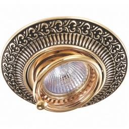 фото Встраиваемый светильник 370017 Novotech