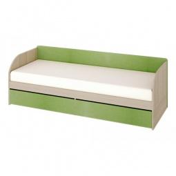 Купить Кровать 'Мебель Трия' Киви ПМ-139.02 ясень коимбра/панареа