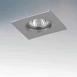 фото Встраиваемый светильник Lightstar Qua 011954 Lightstar