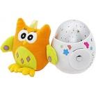 Купить Игрушка-проектор звездного неба COLIBRI с совой