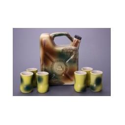 Купить Набор для крепких напитков *Армейская канистра*