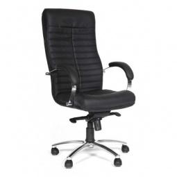 Купить Кресло компьютерное 'Chairman' Chairman 480 черный/хром, черный