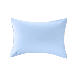 Купить Наволочка Хлопок Prima 52*74 см синяя 113911110-3 Примавель