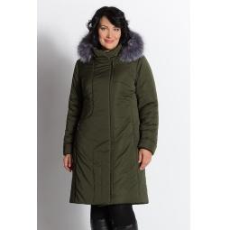 """Купить Пальто """"Фиби"""" - зеленый"""