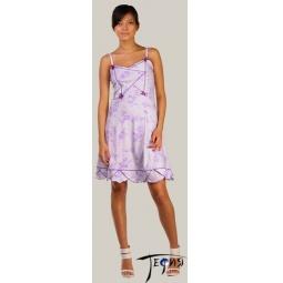 Купить Женская ночная сорочка из трикотажа 100% хб арт.  1-50