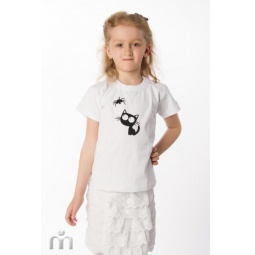 Купить Детская футболка «Котик»