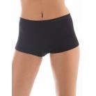 Купить Трусы женские боксеры Comfort Wool черные    BX10540