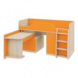 Купить Кровать 'Мебель Трия' Аватар СМ-201.02.001 каттхилт/манго
