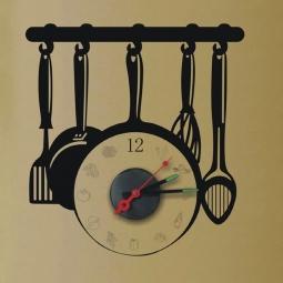 Купить Часы-наклейка 1*AА батарея (в комплект не входит), NL39