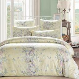 фото Постельное белье Поплин 1,5 спальный А165-1 СайлиД