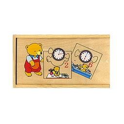 Купить Часы медвежонка