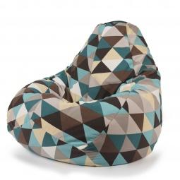 Купить Кресло-мешок Груша Ромб