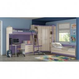 Купить Набор для детской 'Мебель Трия' Индиго ГН-145.018 ясень коимбра/навигатор