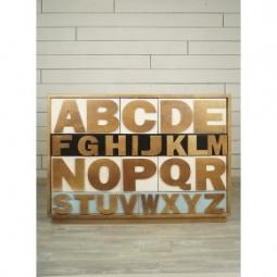 """Купить Комод """"Alphabeto"""""""